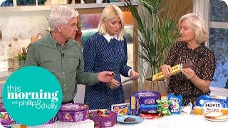 Shrinkflation: Are Our Favourite Products Shrinking? | This Morning