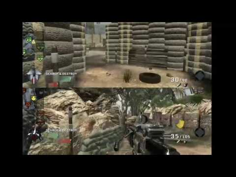 Call of Duty®: Black Ops Search and destroy BIG BROTHER VS LILTTLE SISTER