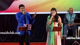 Zindgi Ki Na Toote Lari By Salim Malik & Nayana Sharma at Farmaish Club Vadodara