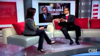 Bishop Carlton Pearson on CNN addressing Gays in the Black Church