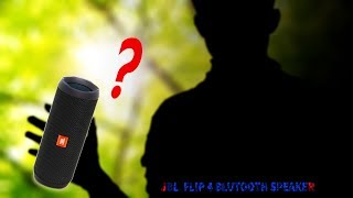 JBL FLIP 4 PORTABLE BLUETOOTH SPEAKER  / REVIEW IN MALAYALAM