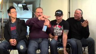 The Resurrection of Jake the Snake's Jake Roberts, Diamond Dallas Page & Scott Hall - Beyond Cinema