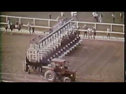 Secretariat Belmont Stakes 1973 & extended coverage HD Version NEW