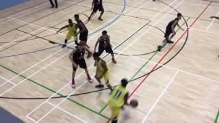 U16 Premier Reading Rockets vs London Greenhouse Pioneers HOME 5 Dec 2015