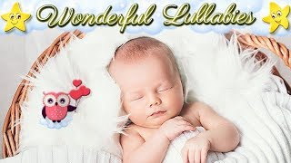 Super Soft Calming Baby Musicbox Lullaby ♥ Best Bedtime Sleep Music ♫ Good Night Sweet Dreams
