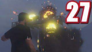 DUCK HUNT WITH ROCKET LAUNCHERS!   GTA 5 #27