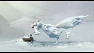 la era de hielo 3. LA ARDILLA