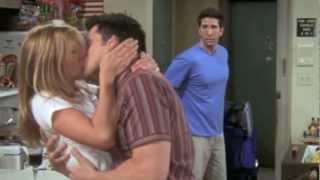 Ross and Rachel funniest scenes - Season 10