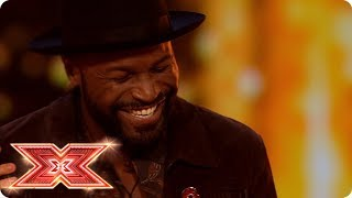 Kevin takes tonight's crown! | Live Shows | The X Factor 2017