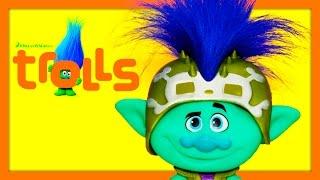 DREAMWORKS Trolls Movie Branch a New Trolls Toy video