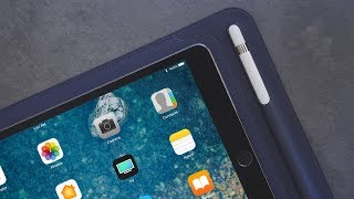 iPad Pro Leather Sleeve Review!