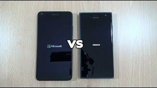 Microsoft Lumia 640 VS Lumia 735 - Speed & Camera Test!