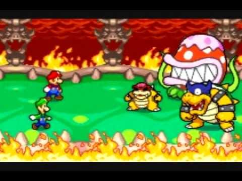 Mario and Luigi Superstar Saga Fun with Yoshi Magic