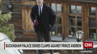 Prince Andrew sex scandal