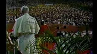 Visita Papal 1985 UCV (Parte 7 de 14)