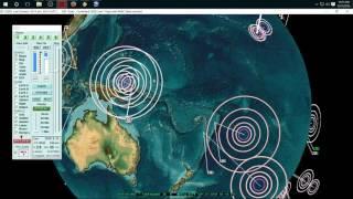 9/21/2016 -- New Earthquake Forecast Areas -- West Coast, Japan, Asia, Europe