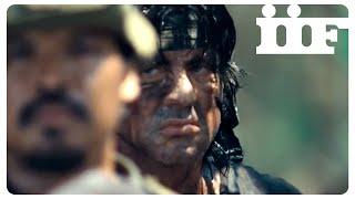 John Rambo | Scena finale (Mitragliatrice) | CLIP ITA