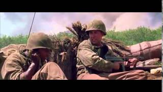 Windtalkers All Artillery Scene