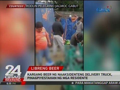 Xxx Mp4 24 Oras Kargang Beer Ng Naaksidenteng Delivery Truck Pinagpiyestahan Ng Mga Residente 3gp Sex