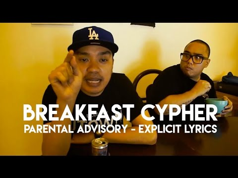 BREAKFAST CYPHER - SAYKOJI X RABEN