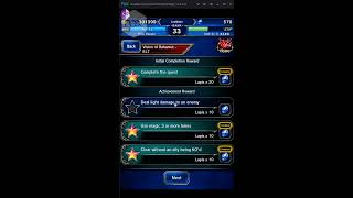 Hacking FFBE with game Guardian