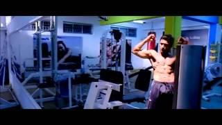 Surya Gym work out