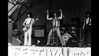 RARE 1977 - Iron Maiden   Prowler Bridgehouse East London