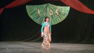 BellyDance AssshRaa *Sabrina Aguero - Baladi*