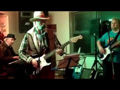 The house band live @ the Belgrave jam night Darwen 4th February 2015