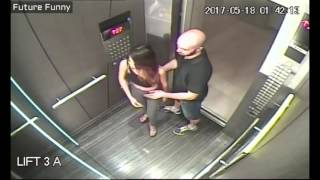 [Funny] Make love with strange boys in the elevator and the unexpected ending =)))
