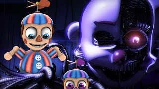 BB REACTS TO: Ennard || BB MAKES A NEW FRIEND