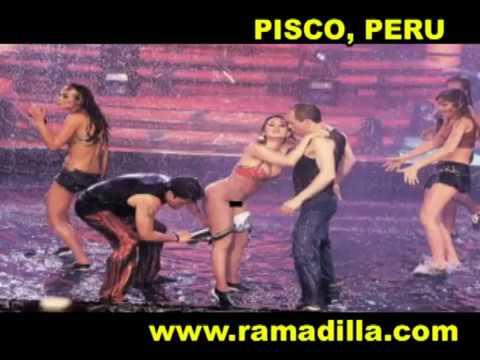 Tanga calzon abajo HD TV en VIVO show en Perú HQ Tu si que vales baile sensual del ritmo