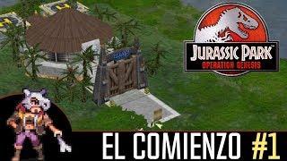 OPERACIÓN GENESIS🦎 | JURASSIC PARK EL COMIENZO
