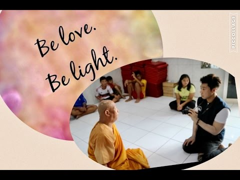 BE LOVE and BE LIGHT with ROY KIYOSHI !