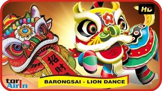 Lion Dance Barongsai Imlek 2017 Tri Pusaka Solo Gong Xi Fa Cai Akrobatik di atas Bangku - Tori Airin