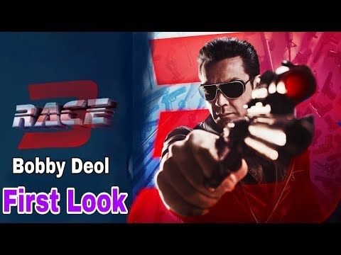 Xxx Mp4 Race 3 Bobby Deol Official First Look Salman Khan Jacqueline Fernandez 3gp Sex