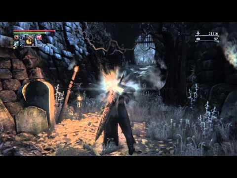 Bloodborne Caminho para casa da bruxa Keka Haruto Game Player HD