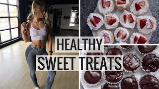 Healthy Sweet Tooth Treats | Desserts