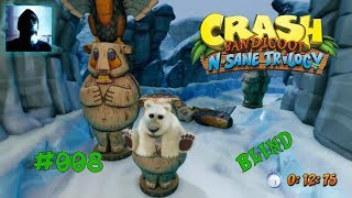 Lets Play Crash Bandicoot 2 Vol.8 (German/PS4/N-Sane Trilogy) [Blind/Platinum Trophy Challenge]