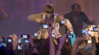 Justin Bieber One Time en vivoo!!