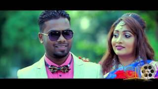 Malaysian Indian Wedding Dinner Highlights of Billu& Nitya BY Golden Dreams Gdu