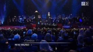 Maurizio Tassani - Caruso (dal Concerto Natale 2010 - RAI 2)