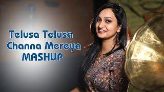 Telusa Telusa / Channa Mereya    MASHUP    Sruthi Reddy ft. The paradox Wall, Sd abu