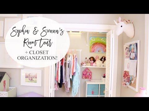 Xxx Mp4 Girls Shared Room Tour Closet Organization 3gp Sex