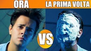 OGGI VS LA PRIMA VOLTA - Le Differenze - iPantellas