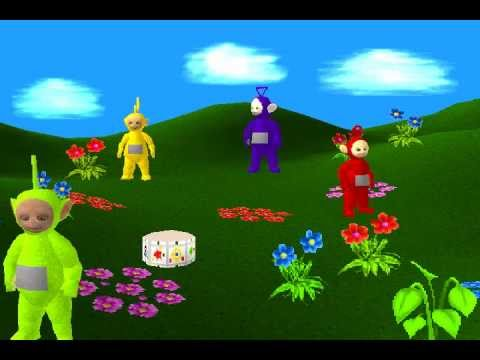 Let s Play Play with the Teletubbies