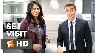Now You See Me 2 Official Set Visit (2015) - Jesse Eisenberg, Dave Franco Movie HD