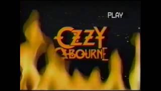 Ozzy Osbourne LIVE Salt Palace, Salt Lake City, UT March 18, 1984