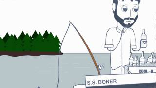 Rooster Teeth Animated Adventures - Impressions & Fishing