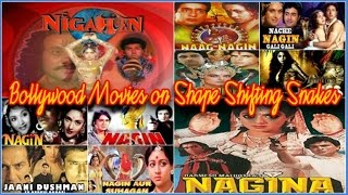 Top 10 Best Bollywood Movies based on Icchadhari Naag Naagin : Hindi Films on Shape Shifting Snakes